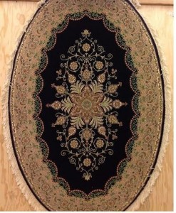 oval persian rug
